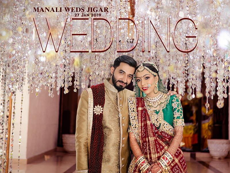 Jigar & Manali, Wedding Story cover photo