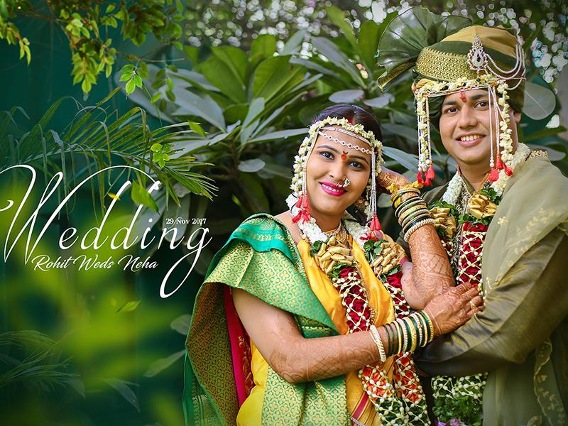 Rohit And Neha, Wedding Story cover photo