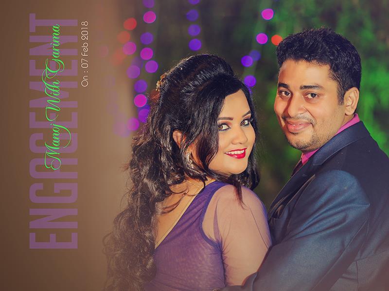 Garima & Manoj, Wedding Story cover photo