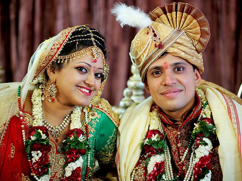 Kashmira & Krunal, Wedding Story cover photo