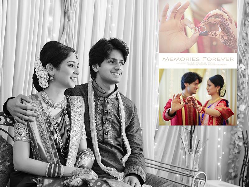 Monica & Sagar, Wedding Story cover photo