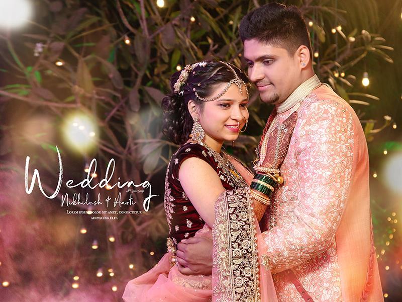 Nikhilesh & Aarti, Wedding Story cover photo