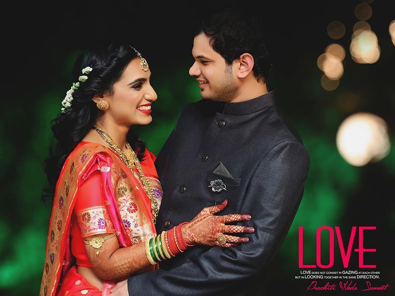 Prachiti & Sumeet, Wedding Story cover photo