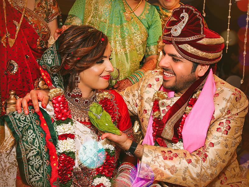 Monish & Kinjal, Wedding Story cover photo