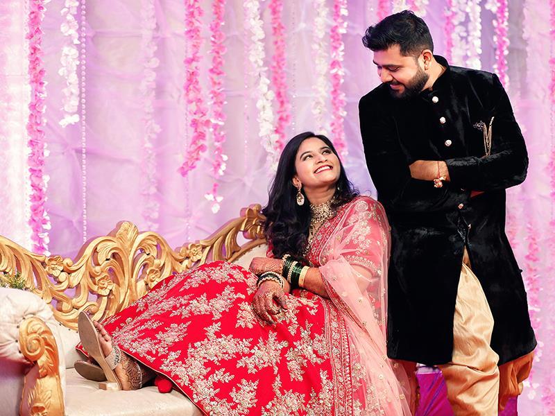 Prachi Weds Mangesh, Wedding Story cover photo