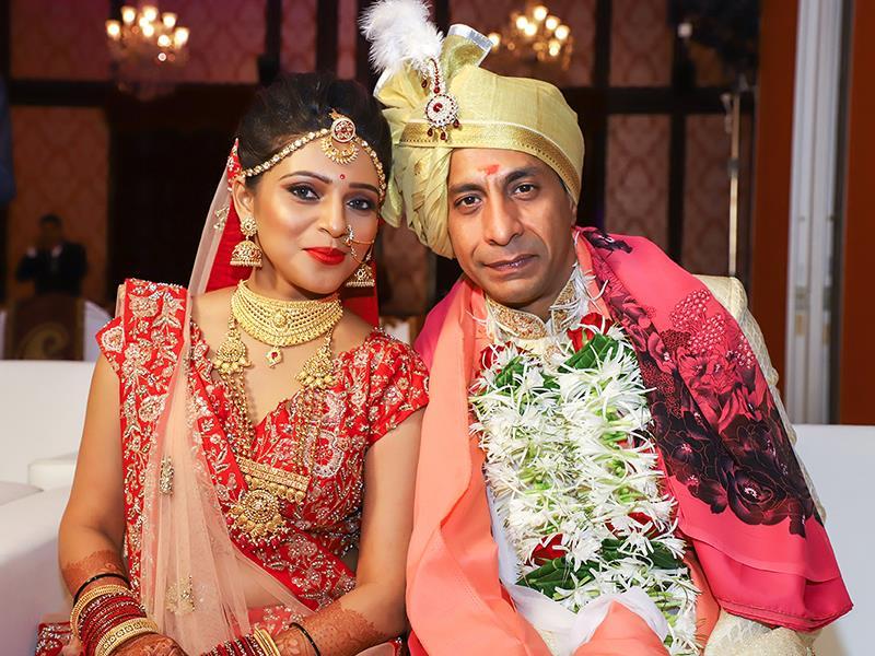 Pooja & Haresh, Wedding Story cover photo