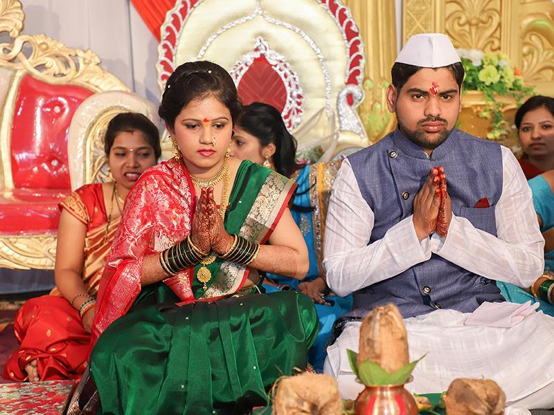 Pradeep & Supriya, Wedding Story cover photo