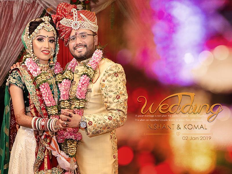 Nishant & Komal, Wedding Story cover photo