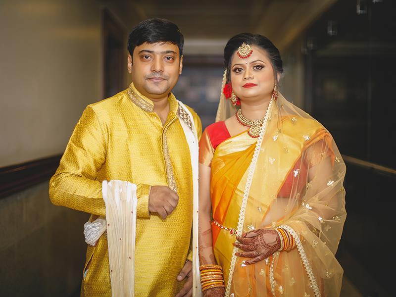 Shalini Shrivastav Ring Ceremony, Wedding Story cover photo