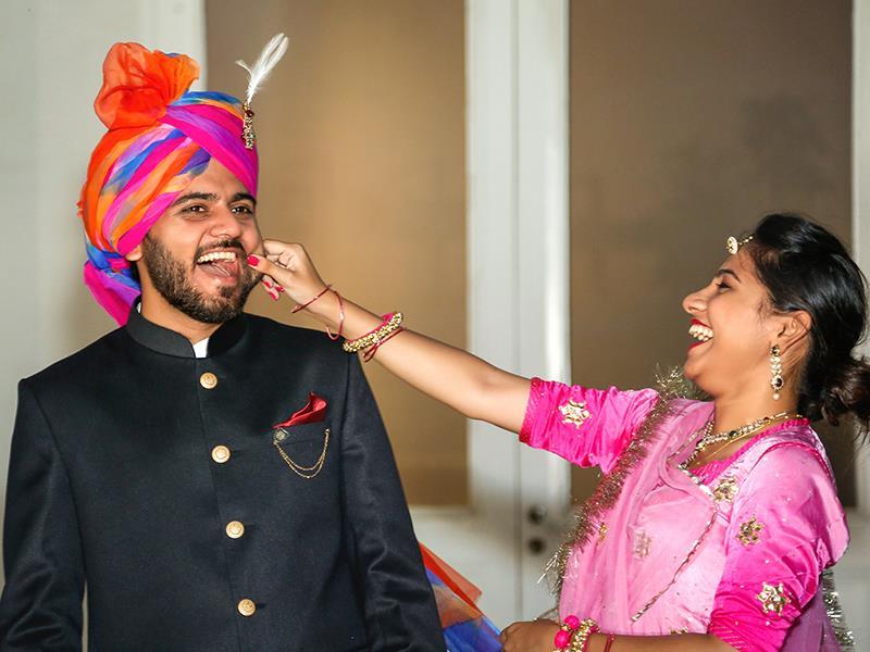 Vivek Singh, Wedding Story cover photo