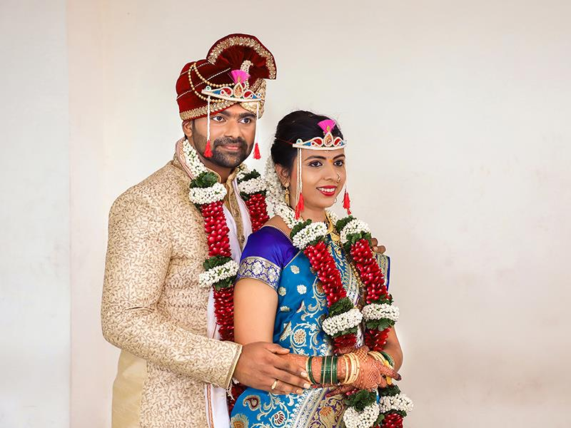 Swapnil & Akanksha, Wedding Story cover photo