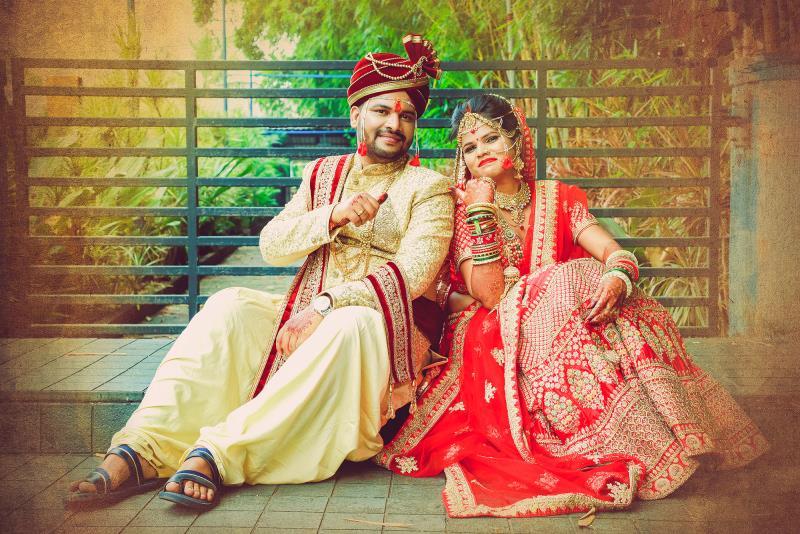 Ravi & Poonam, Wedding Story cover photo