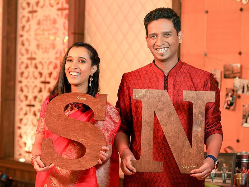 Satish & Nikita, Wedding Story cover photo