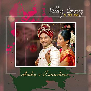 Tanushree And Ambu, Wedding Story Photography by Story Image