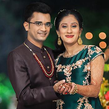 Richa & Ashiq, Wedding Story Photography by Story Image