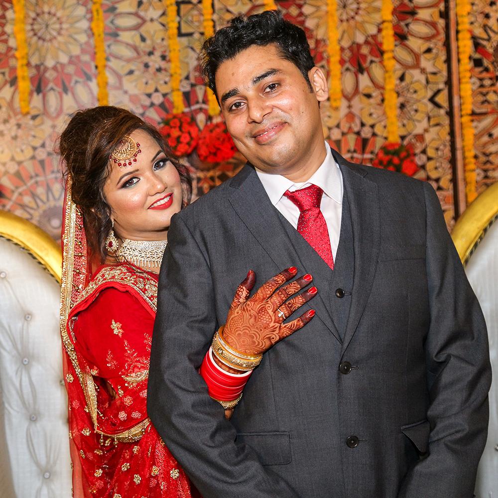 Garima & Manoj, Wedding Story Photography by Story Image