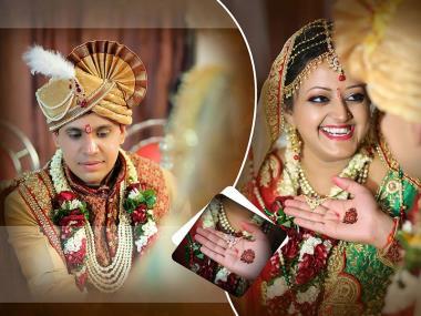 Kashmira & Krunal, Wedding story photos