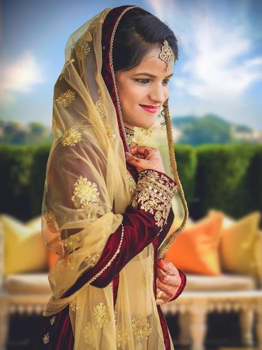 Alka & Ashish, Wedding story photos