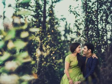 Monish & Kinjal, Pre-Wedding story photos