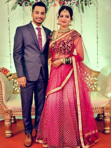 Swapnil & Pooja, Wedding story photos