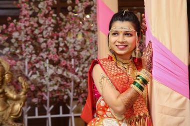 Nikhilesh & Aarti, Wedding story photos