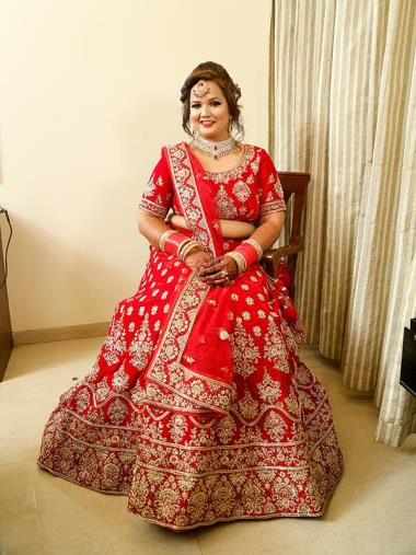 Garima & Manoj, Wedding story photos