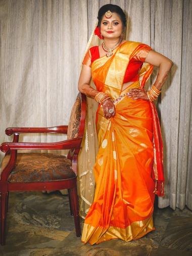Shalini Shrivastav Ring Ceremony, Wedding story photos