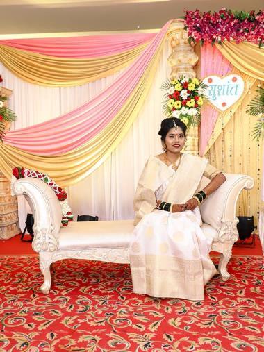 Sushant & Ankita, Wedding story photos