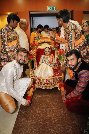 Prashant & Bhumi, Wedding story photos