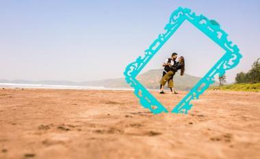 Rikin & Kajal, Pre-Wedding story photos