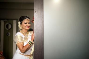 Roshan & Vrushali, Wedding story photos