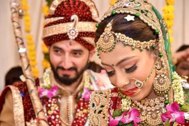 Jigar & Manali, Wedding story photos