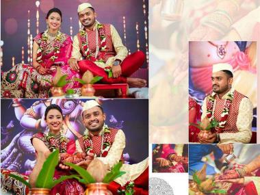 Sumeet & Pratiksha, Wedding story photos