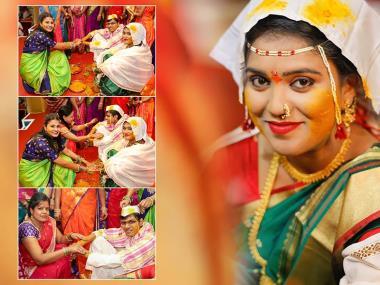 Siddhesh & Pradnya, Wedding story photos