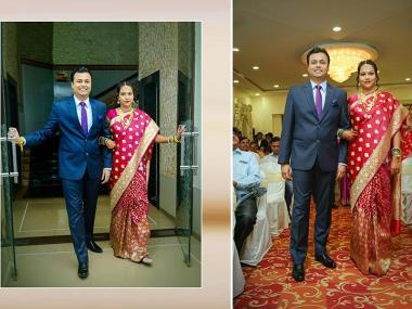 Rohit And Neha, Wedding story photos